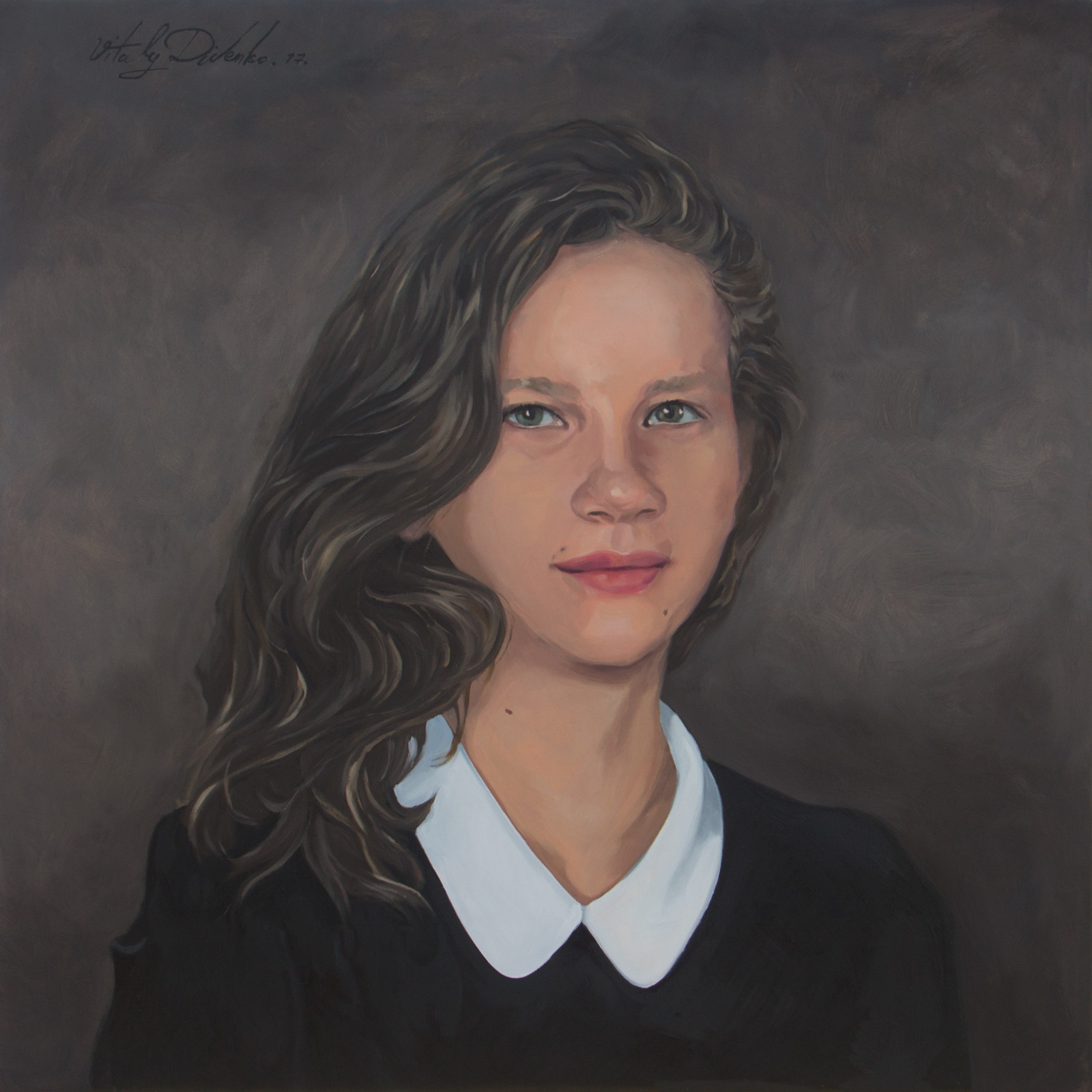 Portrait of Girl
