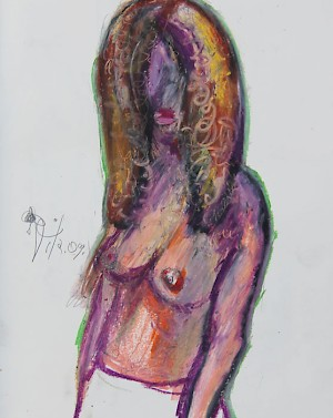 Nude Scetch