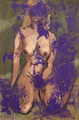Purple Nude